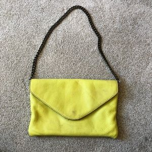 Yellow Spring Clutch